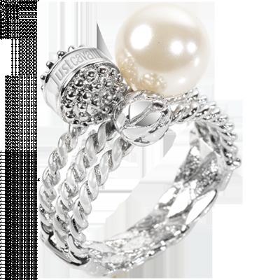 """Just Cavalli """"Venus"""" anello"""