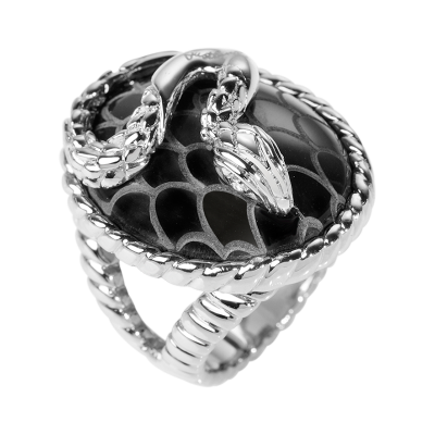 "Just Cavalli ""Amazonia"" anello"