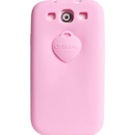 Ops!Love phone cover Samsung s3